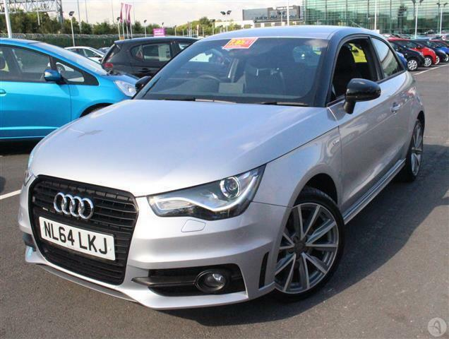 Audi A1 1.4 TFSI S Line Style Edition 3dr