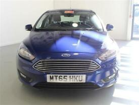 Ford Focus 1.6 125 Zetec 5dr Powershift