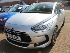 Citroen DS5 2.0 HDi 160 DStyle 5dr