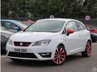 Seat Ibiza Coupe 1.2 TSI 110 FR Red Edition 3dr