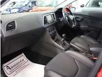 Seat Leon 1.4 TSI 150 FR Technology Pk 18inAlloys