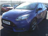 Ford Focus 2.0T E/B 250 ST-2 5dr Style Pack