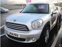 Mini Countryman Cooper 1.6D 5dr Chili Pack