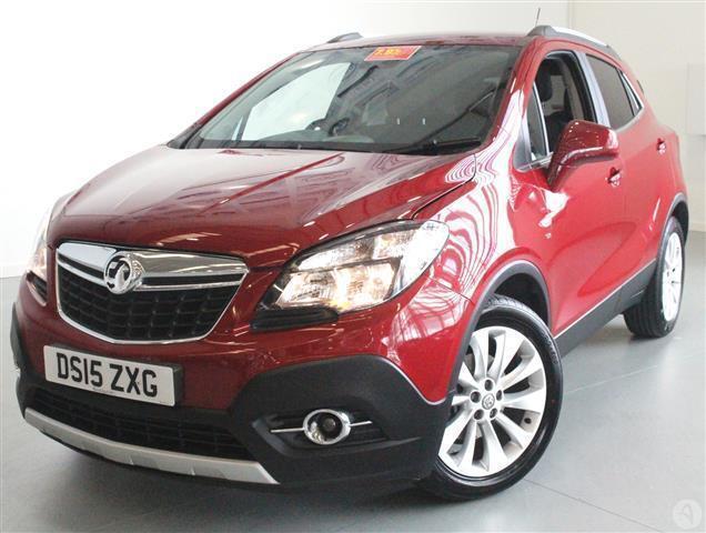 Vauxhall Mokka 1.7 CDTI 130 SE 5dr Auto 2WD