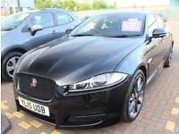 Jaguar XF 2.2d 200 R-Sport Black 4dr