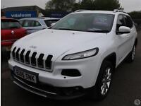 Jeep Cherokee 2.0 CRD 170 Limited 5dr Auto 4WD