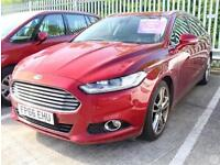 Ford Mondeo Estate 2.0 TDCi 180 Titanium X Pack