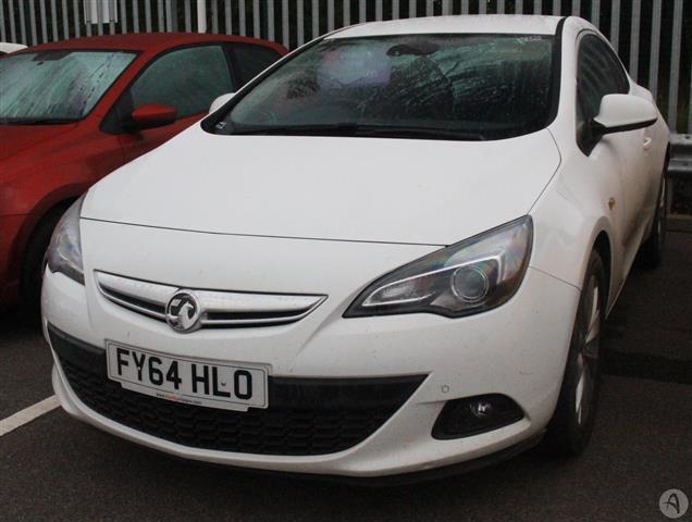 Vauxhall Astra GTC 2.0 CDTi 165 SRi 3dr