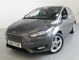Ford Focus 1.5 TDCi Zetec Edition 5dr App Pack