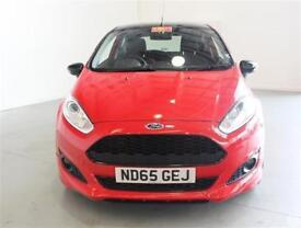 Ford Fiesta 1.0 E/B 125 Zetec S Red Edition 3dr