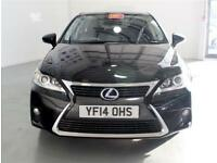 Lexus CT 200h 1.8 Advance 5dr Auto