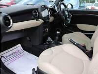 Mini Cooper S Convertible 1.6 Chili Pack 2dr Leath