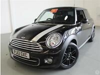 Mini Cooper 1.6 3dr Chili/Media Pack