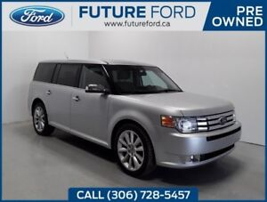 2011 Ford Flex Limited|LOCAL TRADE SOLD HERE SERVICED HERE|TOP O