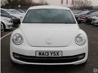 Volkswagen Beetle 2.0 TSI 200 Turbo Black 3dr