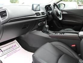 Mazda Mazda3 2.2d Sport Nav 5dr Leather Auto