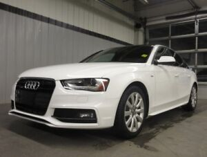 2014 Audi A4 TECHNIK. Text 780-205-4934 for more information!