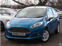 Ford Fiesta 1.25 Zetec Blue Spring 3dr