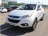 Hyundai IX35 1.7 CRDi SE Nav 5dr 2WD