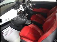 Abarth 500 1.4 T-Jet 135 3dr Leather