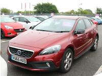 Volvo V40 Cross Country 1.6 D2 115 Lux Nav 5dr
