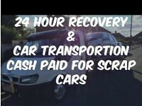 Recovery/ collection/delivery 24/7 service with cheap price