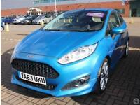 Ford Fiesta 1.6 TDCi Zetec S Nav 3dr 17in Alloys