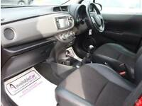 Toyota Yaris 1.33 VVT-i SR 5dr Nav