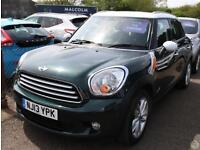 Mini Countryman Cooper 1.6D ALL4 5dr Chili Pack