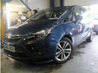 Vauxhall Zafira Tourer 2.0 CDTi 130 SRi 5dr
