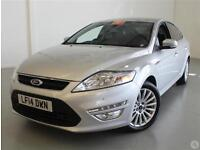 Ford Mondeo 2.0 TDCi 140 Zetec Business Edition