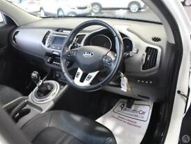 Kia Sportage 1.7 CRDi 3 5dr 2WD