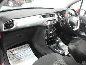 Citroen C3 1.6 VTi 120 Exclusive 5dr Auto
