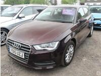 Audi A3 Sportback 1.6 TDI 110 SE 5dr Leather