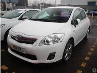 Toyota Auris 1.8 VVTi Hybrid T4 5dr CVT