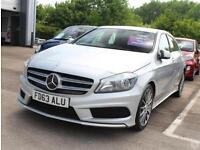 Mercedes Benz A A A200 1.8 CDI B/E AMG Sport 5dr Nav