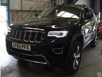 Jeep Grand Cherokee 3.0 CRD Overland 5dr Auto 4WD