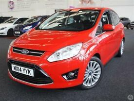 Ford C-Max 1.0 E/B 125 Titanium 5dr City Pack