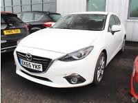 Mazda Mazda3 2.0 Sport Nav Leather 4dr