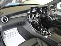 Mercedes Benz C C Estate C220 2.1 B/T AMG Line Premi