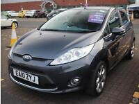 Ford Fiesta 1.4 Titanium 5dr Leather