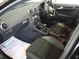 Audi A3 Sportback 2.0 TDI 140 Black Edition 5dr