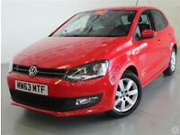 Volkswagen Polo 1.2 Match Edition 5dr