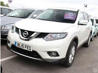 Nissan X-trail 1.6 dCi 130 Acenta 5dr 2WD Pan Roof