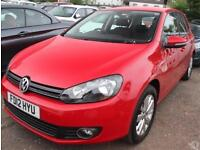 Volkswagen Golf 1.4 TSI 122 Match 5dr