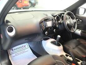 Nissan Juke 1.2 DiG-T Tekna 5dr 2WD Style Pack