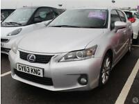 Lexus CT200h 1.8 Advance 5dr Auto