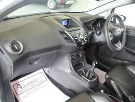 Ford Fiesta 1.6 TDCi Titanium X 5dr Leather Pack