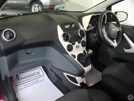 Ford Ka 1.2 Titanium 3dr