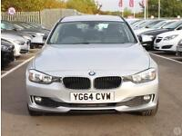 Bmw 3 Touring 320d 2.0 SE 5dr 19in Alloys Pro Medi